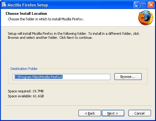 Firefox setup последняя версия - фото 3