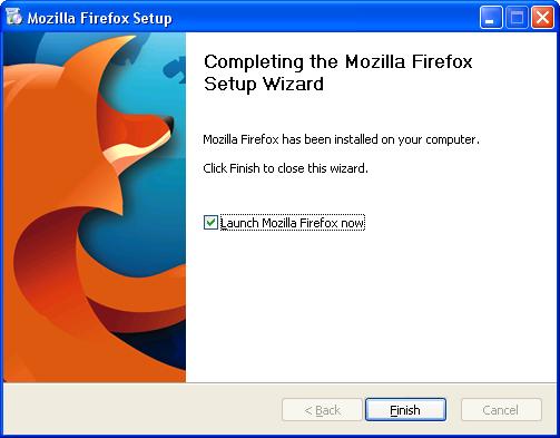 Firefox setup последняя версия