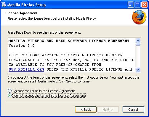 mozilla firefox installers