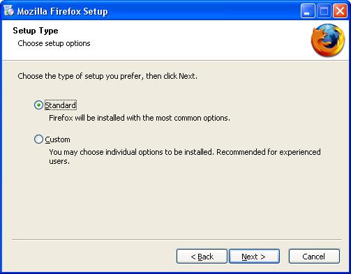Installing Firefox on Windows - MozillaZine Knowledge Base